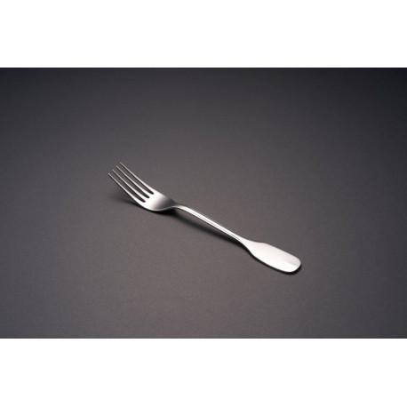 Zestaw posrebrzanych sztućców obiadowych - 24 szt.