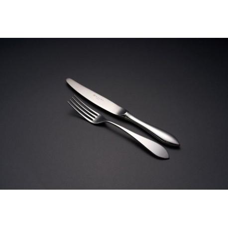 Zestaw sztućców obiadowych ze stali szlachetnej - 81 szt.