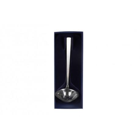 Posrebrzana łyżka wazowa (model północny)