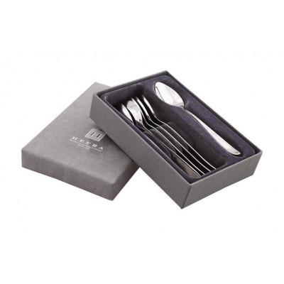 Zestaw łyżeczek do kawy ze stali szlachetnej - 6 szt. - Model Angielski